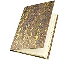 Il Papiro Firenze - address book with hand-decorated paper