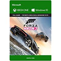 Forza Horizon 3 Standard Edition for Xbox One & Windows 10 PC [Digital Download]