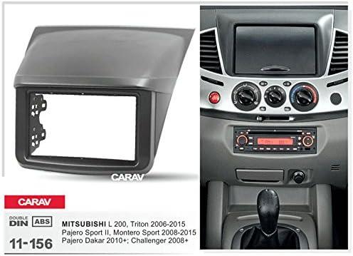 Carav 11 156 Doppel Din Autoradio Radioblende Dvd Dash Elektronik