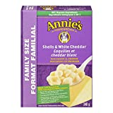 Annie's Homegrown Shells & White Cheddar Macaroni & Cheese, 340 Gram