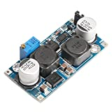 DROK 25W 3A Adjustable DC-DC Converter Automatic Boost Buck Volt Regulator 3-15V to 0.5-30V12V Step-up/Step-down Power Supply Module Board for Auto Solar Battery