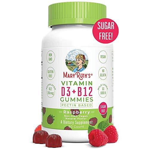 Vegan Vitamin D3+B12 Gummy