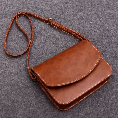 singola Marrone Borsa Marrone Simple chiaro Handbag All Fashion spalla a Sprnb Match chiaro WRwznpYqAx