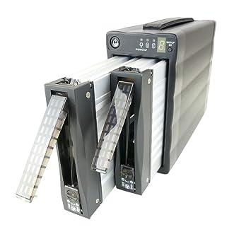 Cablematic - Caja Externa 3.5 2xSATA-HDD a eSATA+USB2 (RAID ...
