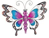 Regal Art & Gift Country Wood Butterfly Standing Art, Purple Review