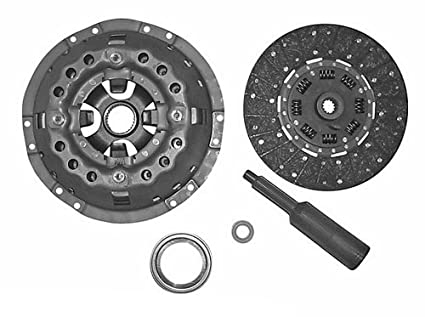 Amazon Com Tisco Ford 3000 5000 Single Clutch Assembly Fd11p29h15sd Industrial Scientific