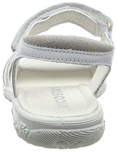Bianco 816 White Sandalen Ricosta Mädchen Weiss Marie nwFqCvXCZx