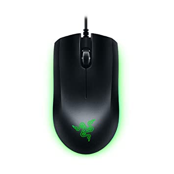 2643194c874 Razer Abyssus Essential 3500 DPI Optical Sensor - 3 Hyperesponse Buttons -  Ambidextrous Ergonomic Gaming Mouse