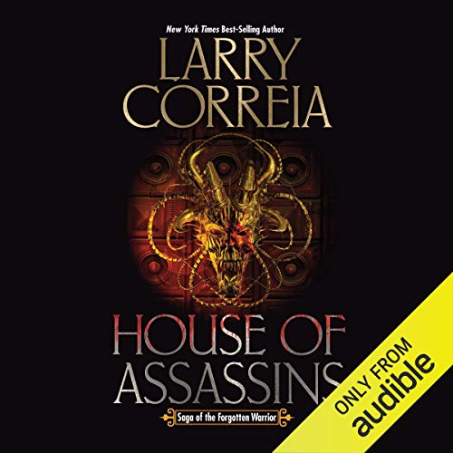 Pdf Fiction House of Assassins: Saga of the Forgotten Warrior, Book 2