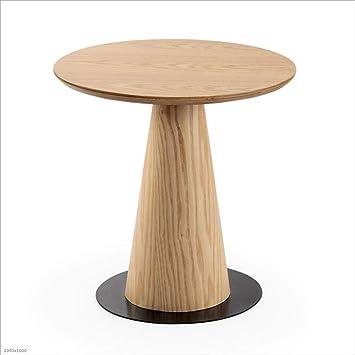 BinLZ-Table Mesa de Centro de Madera Maciza Nórdica Mesa de ...