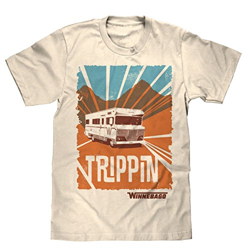 """Winnebago """"Trippin'""""   Soft Touch Tee-large"""
