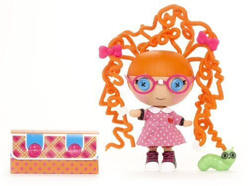 Lalaloopsy Littles Silly Hair Doll, Specs Reads-A-Lot by Lalaloopsy