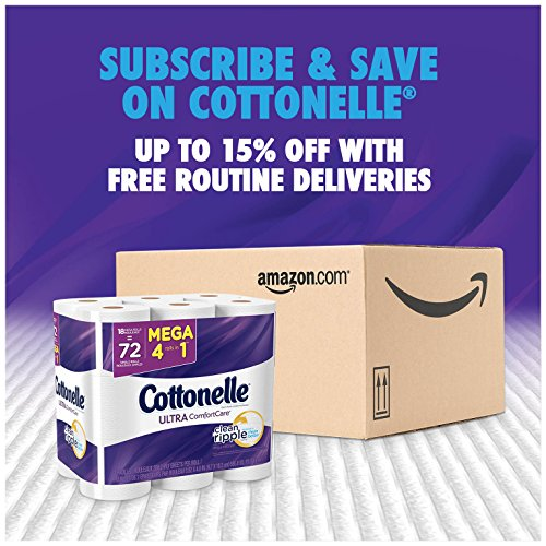 Cottonelle Mega Roll Pack Of 9 Rolls Toilet Paper Ultra