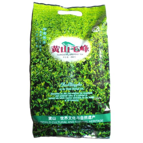 Huangshan Maofeng /Green Tea/ Healthy Tea 250g by Huangshan Maofeng Tea
