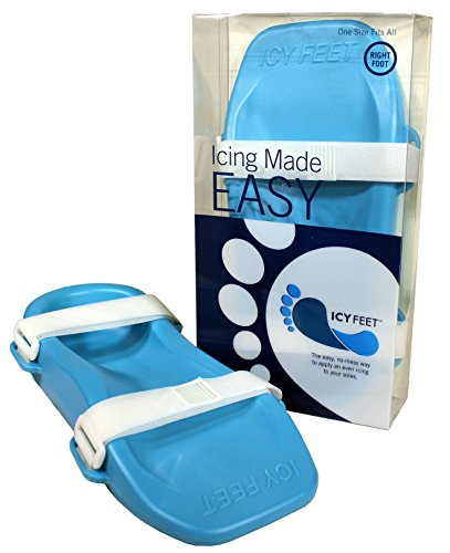 Icy Feet ICEFP Plantar Fasciitis Relief , Blue, Pair by Icy Feet (Image #1)