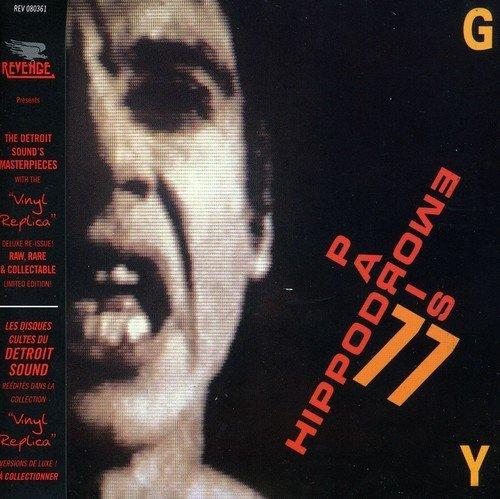 Hippodrome Paris 77 - Vinyl Replica by Iggy Pop (2008-05-26) (Replicas By Paris)
