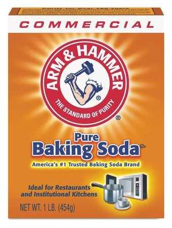 Baking Soda, 16 oz, PK24