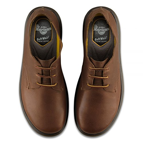 220 Derby Marron Westfield Elsfield Homme Martens Tan Dr Tf4Eq0xw