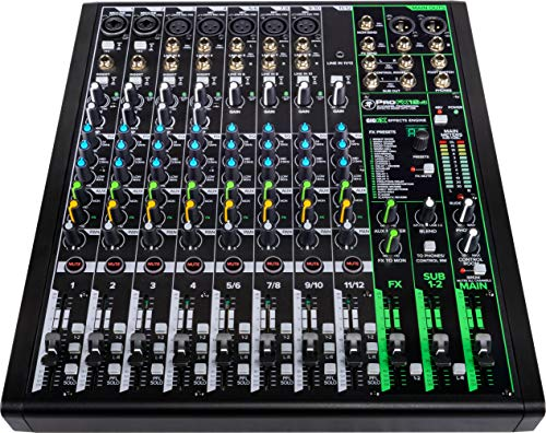 Mackie ProFX Series Mixer