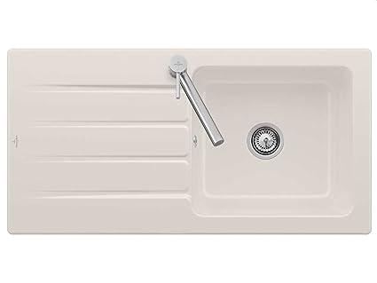 Villeroy & Boch architectura 60 - 336001 KR Crema ceramica lavello ...