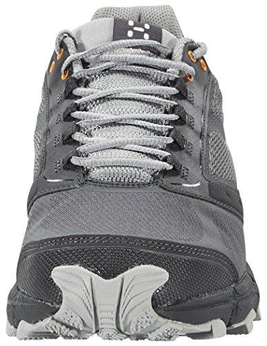 Haglöfs Gram Gravel Shoes Men Magnetite Größe 46 2/3 2017 Laufschuhe