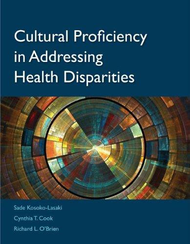 Cultural Proficiency in Addressing Health Disparities Pdf