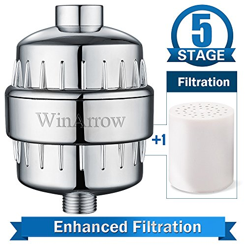 winarrow-5-stage-high-output-universal-shower-filter-with-replaceable-filter-cartridge-let-your-hair