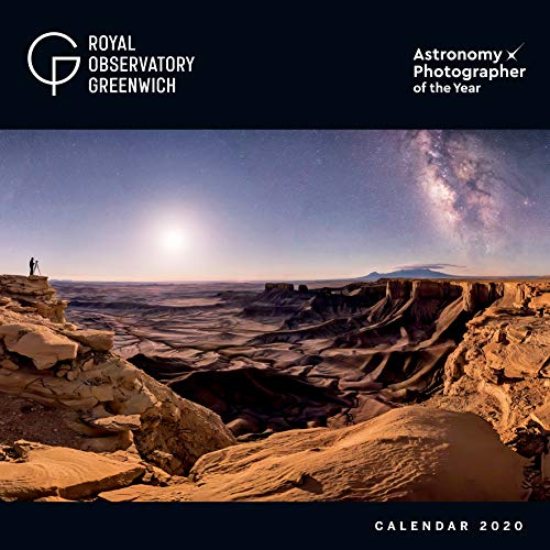 Greenwich Royal Observatory - Astronomy Photographer of the Year Wall Calendar 2020 (Art Calendar)