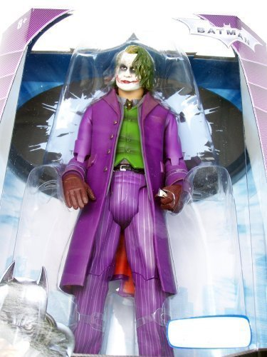 "12"" Dark Knight Joker Exclusive Action Figure with Joker Card Variant"