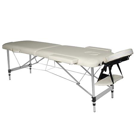 Homgrace Letto Per Massaggio Professionale Lettino Pieghevole A 2