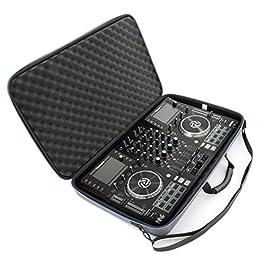 Casematix Protective Studio Case Compatible with Numark NVii Dj Controller, Numark Nv or NV2 Serato DJ Controllers…