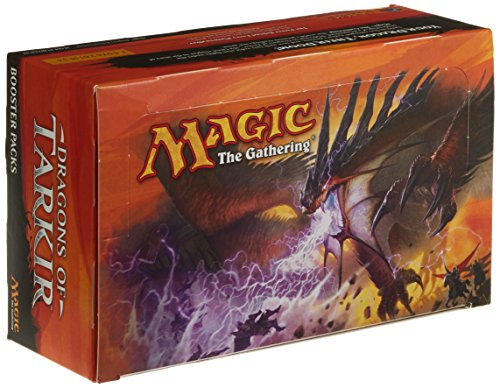 Magic: the Gathering: Dragons of Tarkir Booster Box (36 Packs) Factory Sealed MTG by Wizards of the Coast