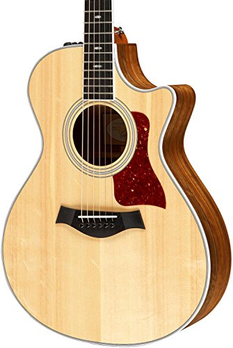 Taylor Guitars 412ce Grand Concert Acoustic Electric Guitar (Grand Concert Acoustic Guitar)