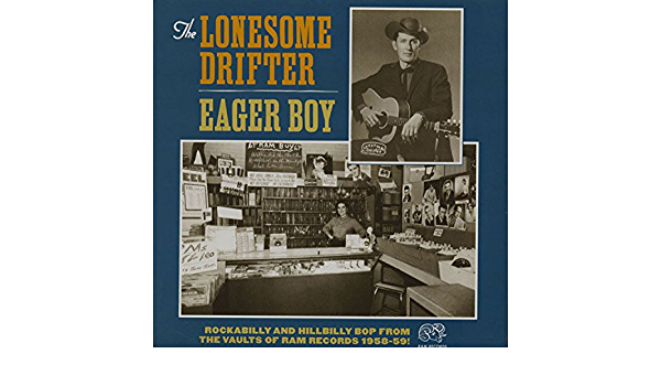 Lonesome Drifter Eager Boy Amazon Com Music