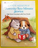 Cyndy Szekeres' Favorite Two-Minute Stories, Cyndy Szekeres, 0307621871