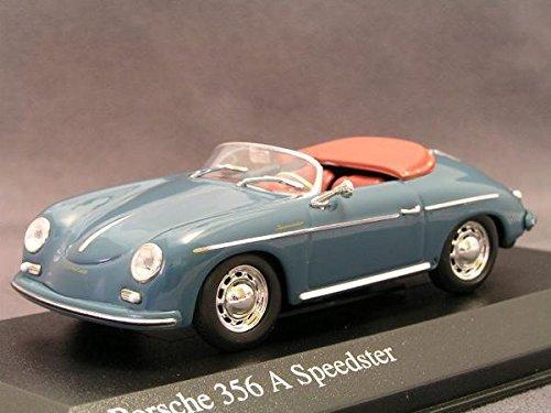 (Minichamps 1/43 Porsche 356 A Speedster)