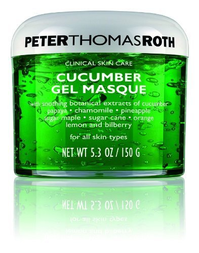 Peter Thomas Roth Cucumber Gel Masque 5 oz by Peter Thomas Roth