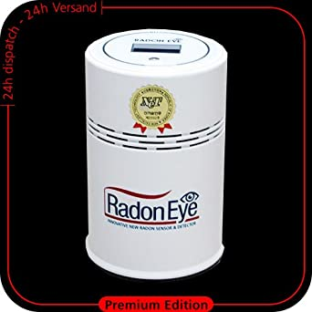 Medidor de Eye Gas radoneye Radon Registrador Radon Gas RN2: Amazon.es: Industria, empresas y ciencia