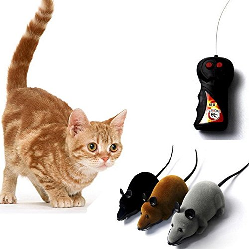 cat-dog-toy-mice-remote-control-mouse-tricky-plastic-flocking-wireless-black