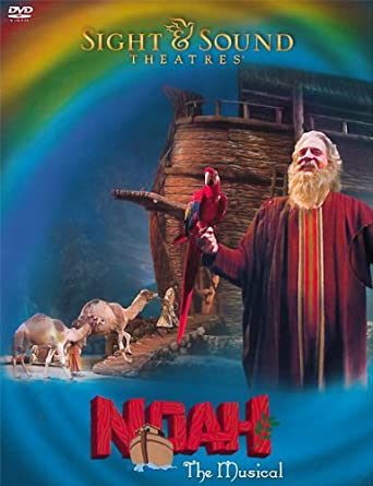 Sight And Sound Miracle Of Christmas.Amazon Com Dvd Noah The Musical Sight And Sound Movies Tv