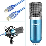 Neewer USB Microphone for Windows and Mac with