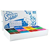 Mr. Sketch 1905311 Scented Markers, Chisel Tip, Assorted Colors, Class Pack, Box of 192