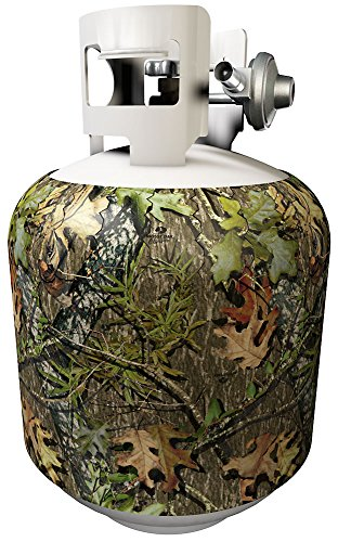 Jack-its Propane Magnetic Tank Cover, Mossy Oak Obsession ()
