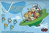 #10: Polar Lights 1:25 the Jetsons Spaceship w George Judy Astro Jane Elroy Kit #6810