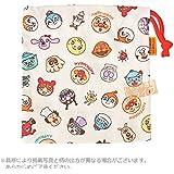 伊藤産業 アンパンマン コップ袋 オールスター/赤 16.5×8×17cm ANC-600