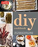 The Do-It-Yourself Cookbook: Can It, Cure It, Churn