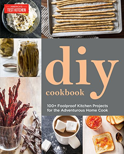The Do-It-Yourself Cookbook: Can It, Cure It, Churn It, Brew ()