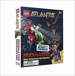 Lego Atlantis Brickmaster Lego Brickmaster Amazonde Dk