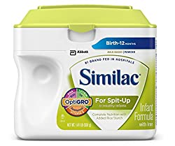 Similac for Spit-Up Non-GMO Baby Formula - Powder - 22.56 oz (1.41 lb)