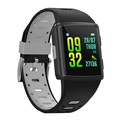 Amazon.com: WLPT GPS Sports Smartwatch, IP68 Waterproof ...